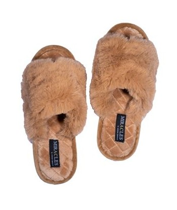 MIRACLES fluffy slippers