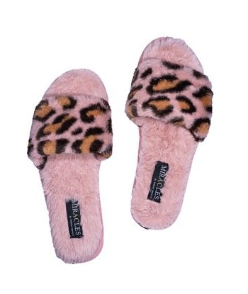 MIRACLES fluffy slippers...