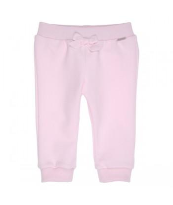 GYMP roze broek in joggingstof