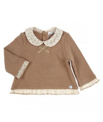 GYMP bruine pullover