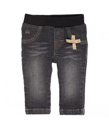 GYMP grijze jeans met stretch