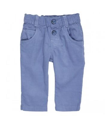 GYMP blauwe broek in...