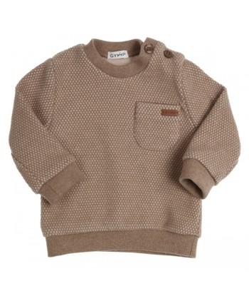 GYMP bruine sweater