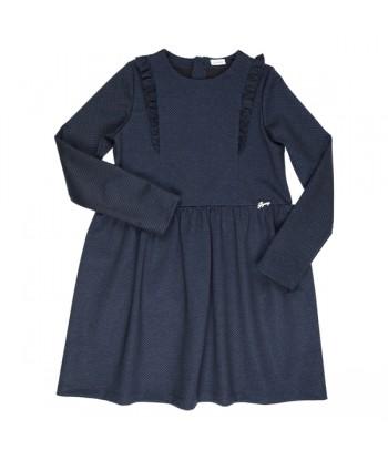 GYMP donkerblauwe jurk