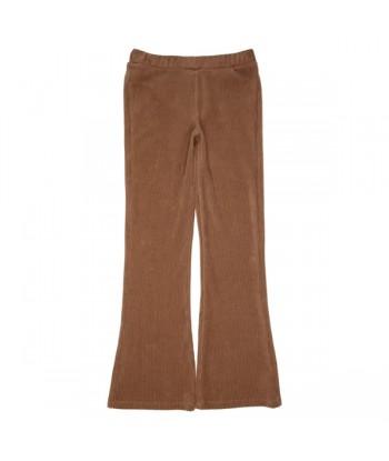 GYMP bruine flare legging