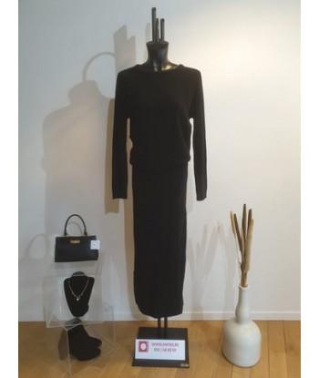 AC lange zwarte rok