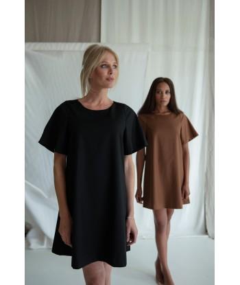 AC korte zwarte jurk